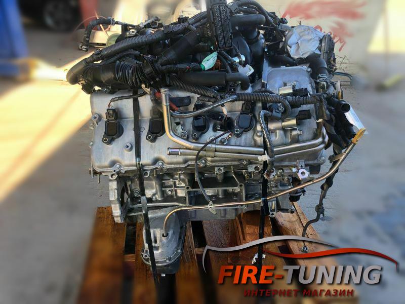 Двигатель внутреннего сгорания 5.7L  21210A