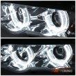 Комплект черной головной оптики на BMW E53 X5