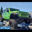 Комплект для подъема автомобиля JEEP Wrangler JL