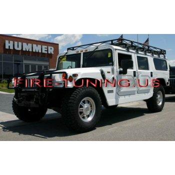 Багажник на крышу алюминиевый HUMMER 1 (US-1223-2545)