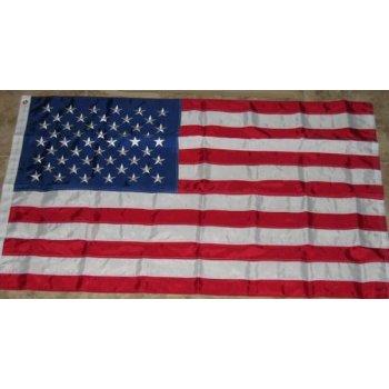 Флаг США размером 90х152 см. Flag USA 3'x5' f (Е3801291203019846)
