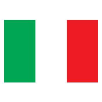 Флаг Италии размером 90х152 см. (Е300299855000)