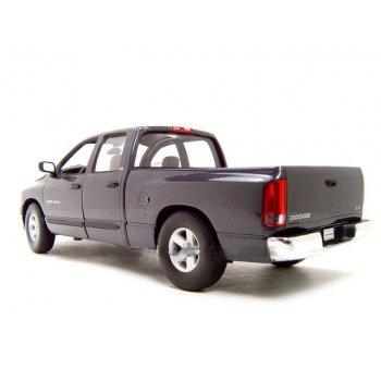 Коллекционная модель 2002 DODGE RAM QUAD CAB (E130285917492)