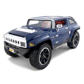 Коллекционная модель HUMMER HX CONCEPT BLUE (E400015179336)