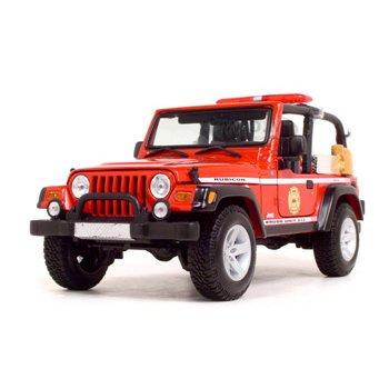 Коллекционная модель JEEP WRANGLER RUBICON FIRE (E140277268578)