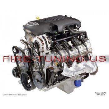 двигатель внутреннего сгорания engine LQ4 6.0 L