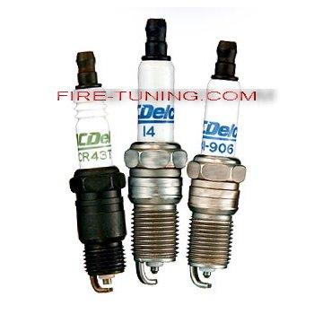 Свечи зажигания GM 4.8 5.3 6.0 # 41-110 комплект