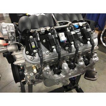Двигатель внутреннего сгорания GM L96 6.0L вариант 19370449