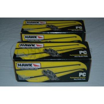 Колодки тормозные комплект HAWK PC
