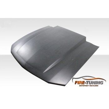 Капот из углепластика для FORD Mustang