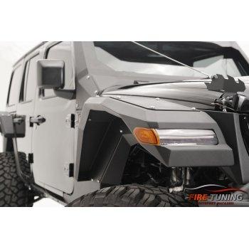 Крылья передние для Jeep Wrangler JL