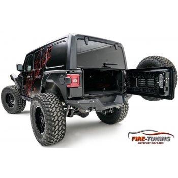 Бампер задний для Jeep Wrangler JL