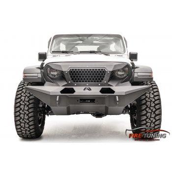 Бампер передний для Jeep Wrangler JL