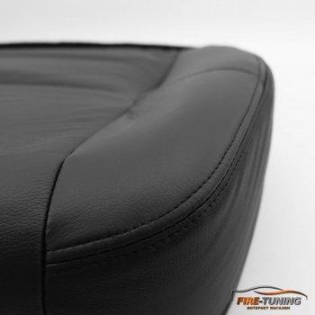 Оригинальные кожанные чехлы на кресло