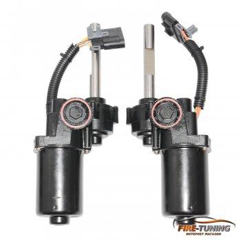 Комплект электрических приводов для электроподножек