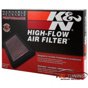 Фильтр нулевого сопротивления K&N