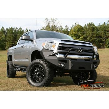 Бампер передний с дугой безопасности для Toyota Tundra