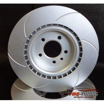 Комплект тормозных передних дисков для CHEVROLET Tahoe