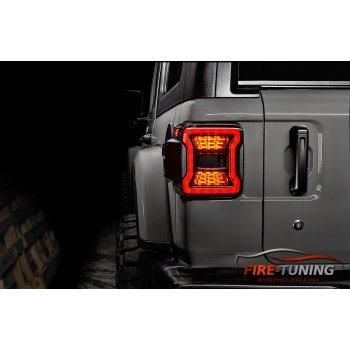 Комплект задней альтернативной оптики для Jeep Wrangler JL
