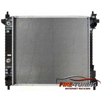 Радиатор системы охлаждения для Cadillac SRX