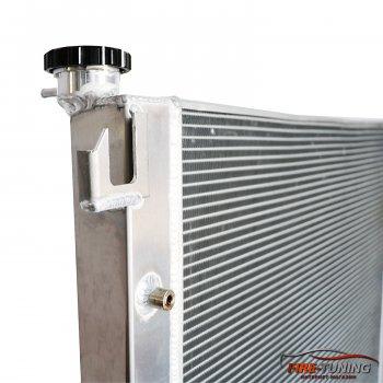 Алюминиевый радиатор системы охлаждения для DODGE Ram